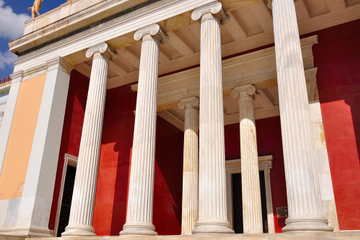 Athen-Landausflug: private Führung zum Nationalen Archäologischen...