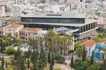 Athen-Landausflug: Sehenswürdigkeiten der Stadt auf einer Fahrradtour