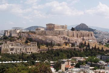 Balade privée dans Athènes: Acropole, Plaka et dégustations de...
