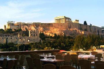 Esclusiva Viator: Acropoli di Atene, nuovo Museo dell'Acropoli e cena