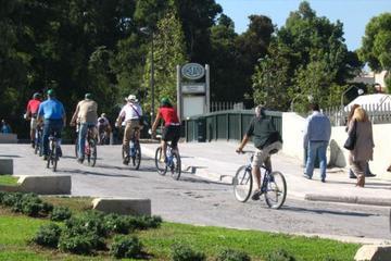 Excursión en bicicleta por Atenas: puntos de interés de la ciudad