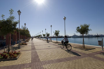 Private Tour: Athens Bike Ride from City to Coast