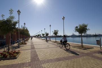 Tour privato: giro di Atene in bicicletta dalla città alla costa
