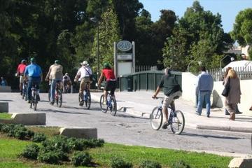 Visite d'Athènes en vélo : Attractions touristiques de la ville