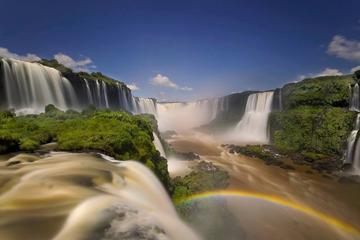 Entrébille til Iguassu Falls