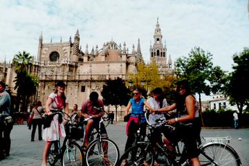 Excursão de bicicleta elétrica por Sevilha