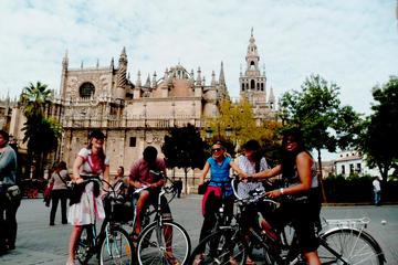 Tour van Sevilla met elektrische fiets