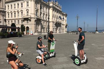 Tour of Trieste with Professional...