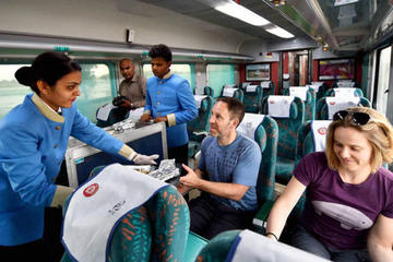 Taj Mahal Tour By Train