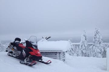 Deep Snow Powder Driving