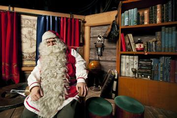 Trip to Arctic Circle, Santa Claus Village and Santas Reindeer