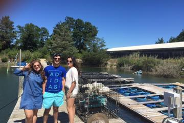 Day Trip Southold Bay Private Oyster Farm Tour near Greenport, New York