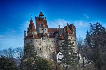 Bran Castle   Rasnov fortress and...