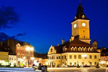 Brasov candlelight tour