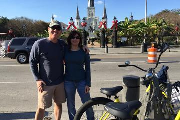 Complete Crescent Bike Tour New Orleans