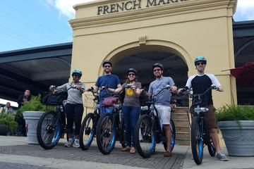Electric Crescent Electric Bike Tour in New Orleans