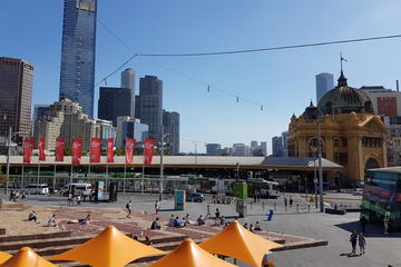 Luxury Melbourne City: Private Tour