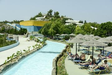 Rhodes Faliraki Water Park Admission Ticket