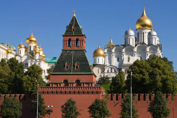Early-Admission Kremlin Tour in Moscow
