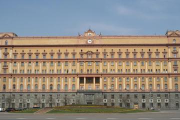 Moscou communiste: excursion à pied...