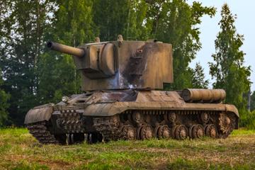 Private Führung: Kubinka Tank Museum Tour von Moskau
