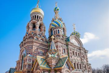 Private Tour: St Petersburg Walking...