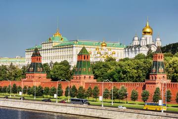 Privater Spaziergang: Moskau einschließlich Kreml