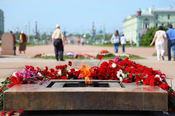 Tour a pie por la zona comunista de San Petersburgo