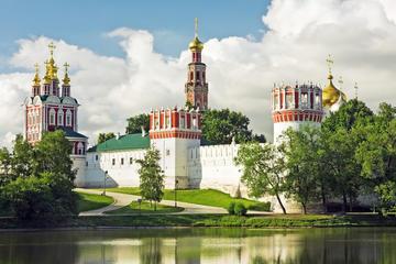 Tour privato: tour panoramico delle attrazioni di Mosca