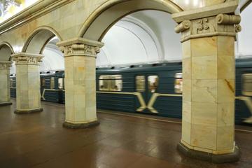 Visita al Metro de Moscú