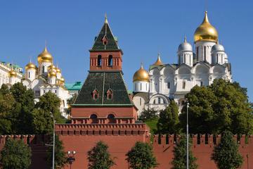 Visite du Kremlin de Moscou avec accès anticipé: armurerie...