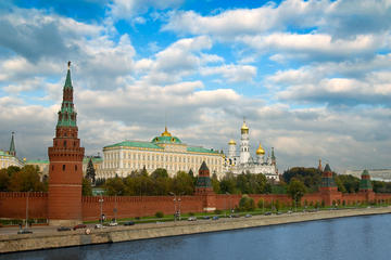 Visite en petit groupe du Kremlin