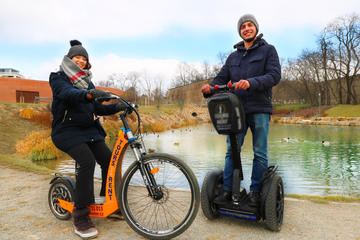 Half-Day Segway & E-Scooter Private tour