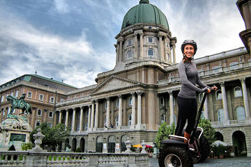 Buda Castle Segway Tour Plus Cruise Combo