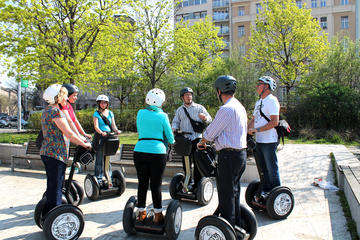 Buda Castle Segway Tour Plus Cruise ...
