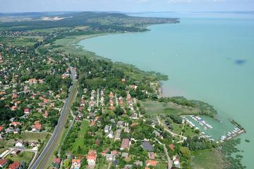 Budapest Lake Balaton Scenic Flight by Private Plane