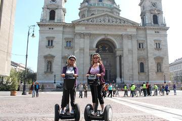 Budapest Segway Tour Plus Cruise Combo