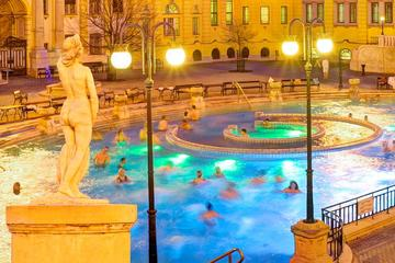 Budapest Szechenyi Spa Entrance with ...