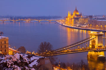 Christmas Danube River Cruise with...