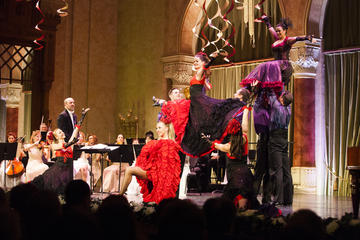 Concerto di cimbalon dell'Orchestra Sinfonica del Danubio con