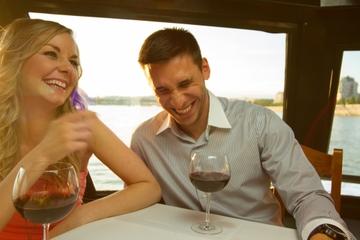 Cruise met wijnproeverij door ...