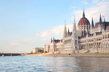 Cruzeiro turístico por Budapeste