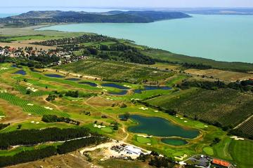 Lake Balaton Helicopter Flight from...