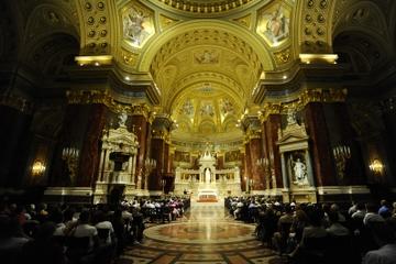 Orgelconcert in Sint-Stefanusbasiliek in Boedapest met optionele ...