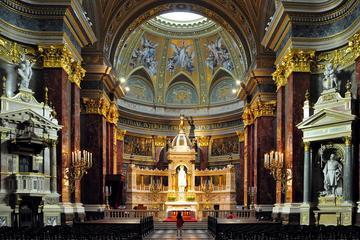 Orgelkoncert i Skt. Stefans Basilika i Budapest med valgfri sejltur...