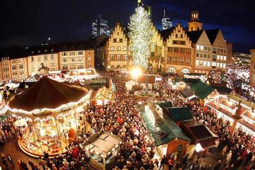 Visite du marché de Noël à Vienne