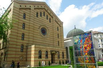 Visite privée du patrimoine juif, incluant la prise en charge à...
