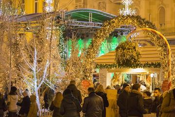 Visite du marché de Noël de Zagreb