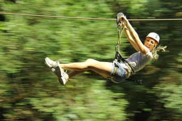 Canopy Express Adventure Tour in Puerto Vallarta