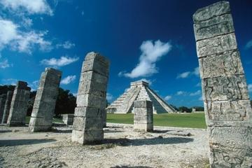 Chichen Itza Tour from Merida with Drop Off in Cancun or Riviera Maya